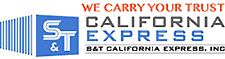 S&T CALIFORNIA EXPRESS INC
